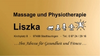 Massage und Physiotherapie Liszka (Milon-Zirkel)