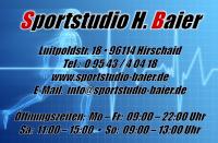 Sportstudio Baier