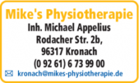 Mike`s Physiotherapie