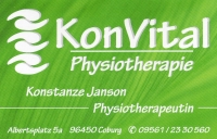 KonVital Physiotherapie Konstanze Janson