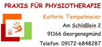Praxis für Physiotherapie Kathrin Tempelmeier