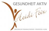 GESUNDHEIT AKTIV – Heidi Feix